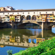 Royalty-Free Stock Photo: Ponte vecchio