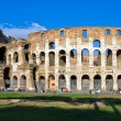 Colosseo in rome — Stockfoto