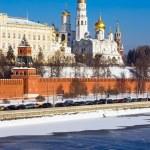 Moscow Kremlin — Stock Photo #1007299