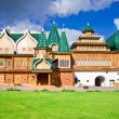 Royalty-Free Stock Photo: Wooden palace