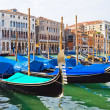 Gondola in Venice — Stock Photo #1007884
