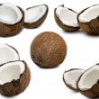 Royalty-Free Stock Photo: Coconuts