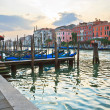 Evening in Venice — Stockfoto