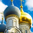 Russian orthodox church — Stock Photo #1008604