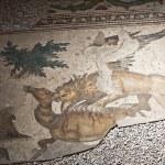 ������, ������: Byzantine fresco