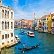 Grand Canal in Venice — Stock Photo #1009699