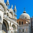 San Marco Cathedral, Venice — Stock Photo
