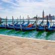 Royalty-Free Stock Photo: Gondolas