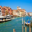 Stock Photo: Vaporetto in Venice