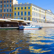 Stock Photo: Saint Petersburg canal