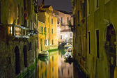 Venedik, gece — Stok fotoğraf