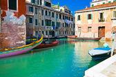 Venice canal — Stock Photo