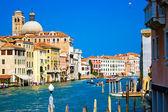 Canal Grande, Venezia — Stock Photo