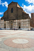 Basilica di San Petronio — Stock Photo