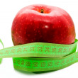 Healthy apple — Stock Photo #1010049