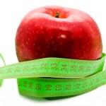 Healthy apple — Stock Photo