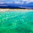 Stock Photo: LCintbeach in Sardinia