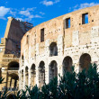 Roman Colosseum - Stock Photo