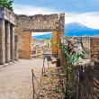 Stock Photo: Pompeii