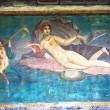 Venus fresco in Pompeii — Stock Photo