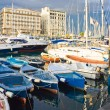Yachts in Naples — Stock Photo #1010341