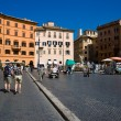 Piazza Navona - Stock Photo