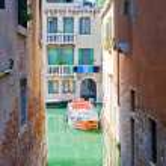 Venetian canal — Stock Photo #1013916