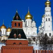 Royalty-Free Stock Photo: Moscow Kremlin and Churches