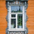 Traditional russiwindow — Stock Photo #1014608