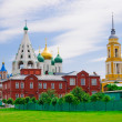 Stock Photo: Churches in Kolomna
