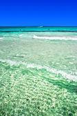 Tyrhénské moře — Stock fotografie