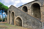 Amphitheater in Pompeii — Photo