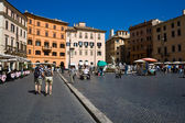 Piazza Navona — Stock Photo