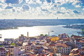Golden Horn — Stock Photo