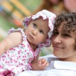 Mother with daughter — Stock Photo #1047137