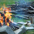Bonfire — Stock Photo #1054351