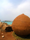 Agia Napa beach in Cyprus — Stock Photo