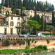Stock Photo: Veronpanoramic view, Italy