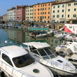 Stock Photo: Livorno, Italy