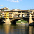 Stock Photo: Ponte Veccio in Firenze, Italy