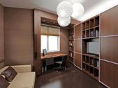 3d Interior — Stock Photo