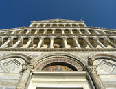Cathedral Duomo in Pisa — Stock Photo