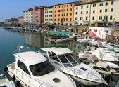 Livorno, Italy — Stock Photo