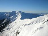 Tatry mountains in Poland — Stock Photo