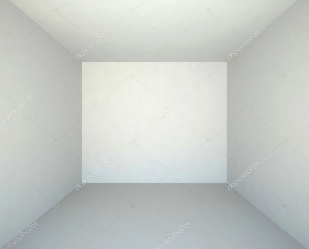 Empty room — Stock Photo #1035303