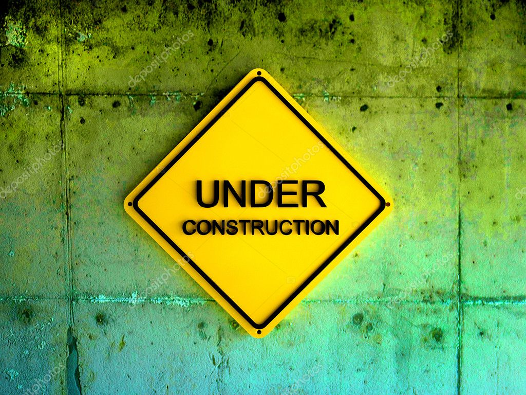 Under construction — Stock Photo #1035630