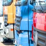 Trucks — Stock Photo