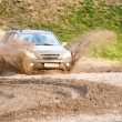 Off-Road Vehicle - Stockfoto