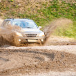 Stock Photo: Off-Road Vehicle