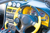 Samochód sportowy — Zdjęcie stockowe